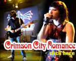 Crimson City Romance, a hot new band from Jacksonville Florida, United States led by charming vocalist Tasia Dupree